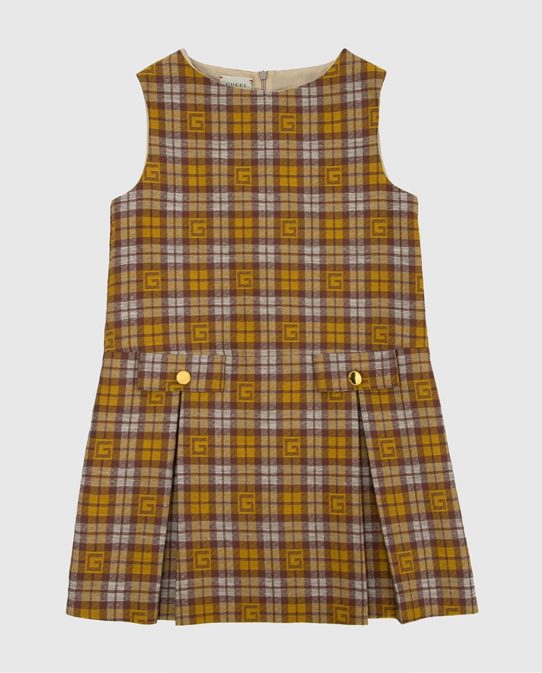 Gucci Детское платье изображение 1
