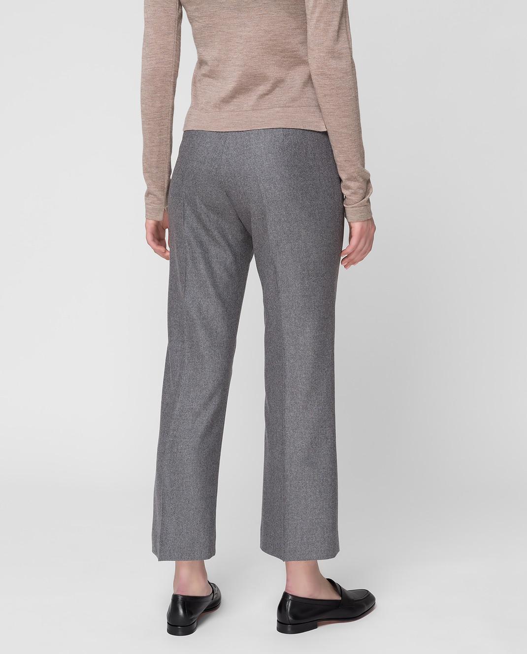 COLOMBO Серые брюки PA0032661088 изображение 4