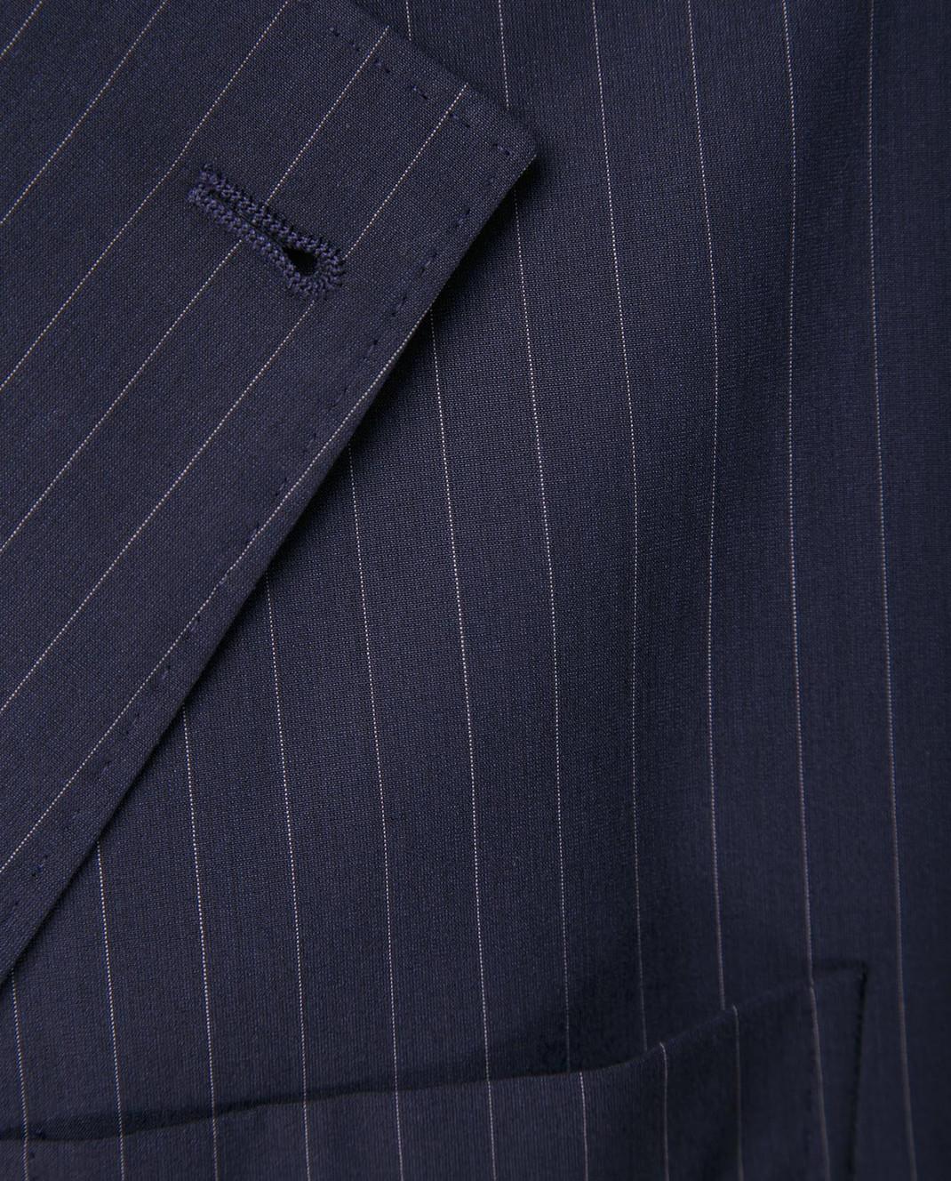 Brunello Cucinelli Синий пиджак MD4037BTD изображение 5