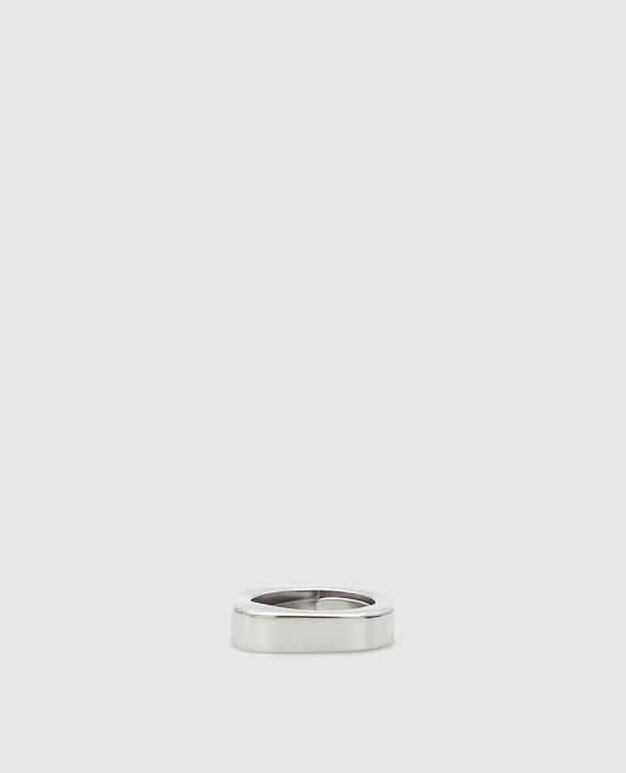 Серебристое кольцо