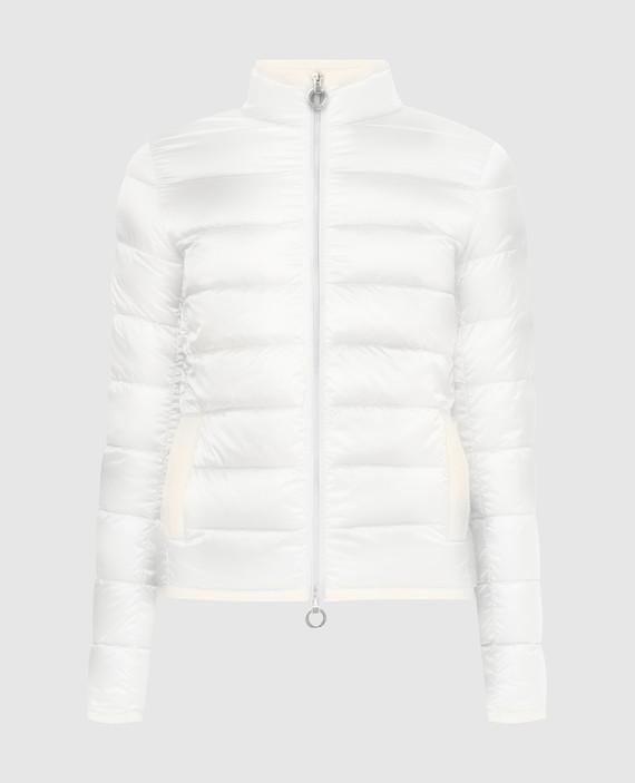Светло-бежевая куртка