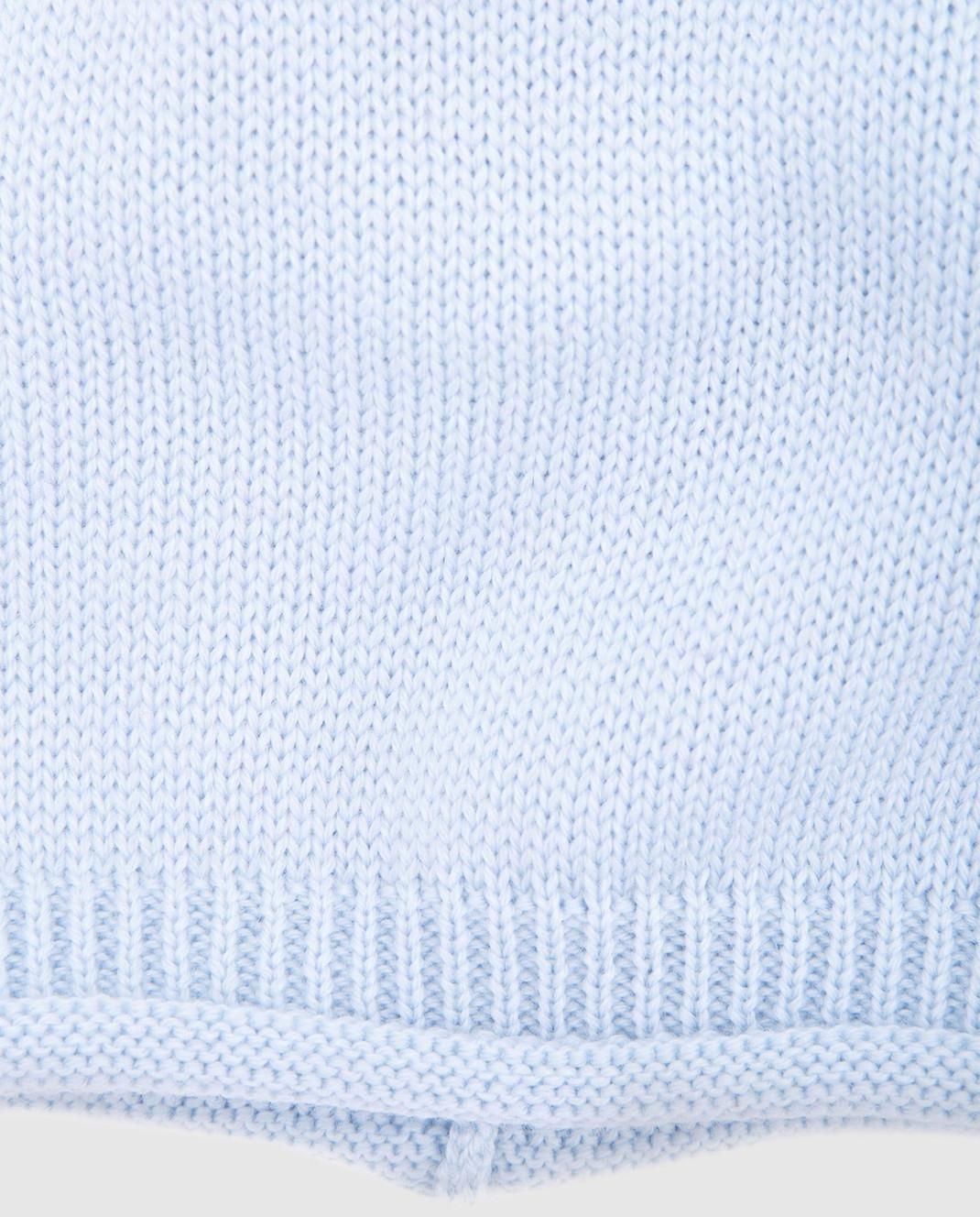 Catya Детская голубая шапка 721568 изображение 3