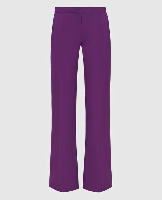 Фиолетовые палаццо