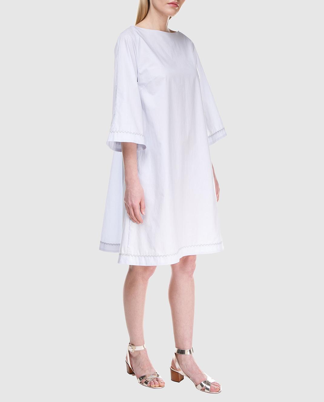 COLOMBO Белое платье  AB00269T0434 изображение 2