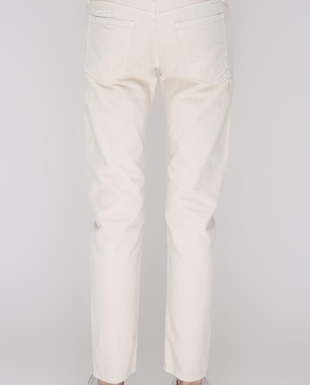 Ralph Lauren Белые джинсы V60XZ2K8 изображение 4