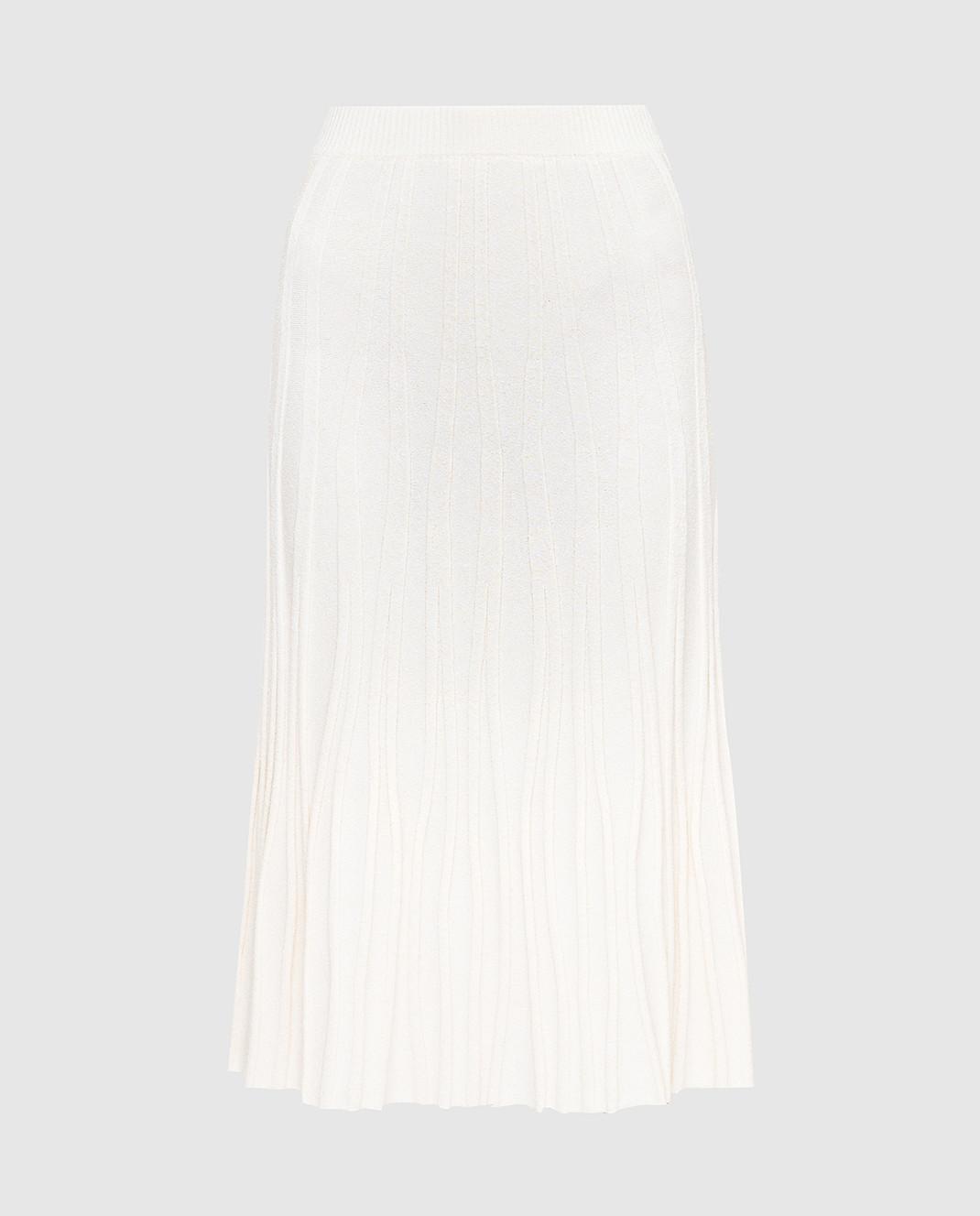 Altuzarra Светло-бежевая юбка 119814920