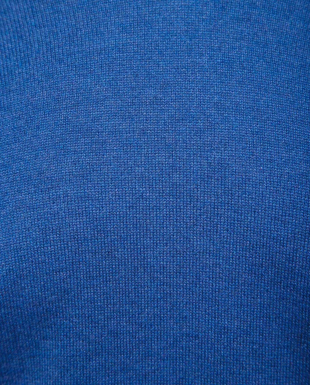 Brunello Cucinelli Синий пуловер M2200162 изображение 5