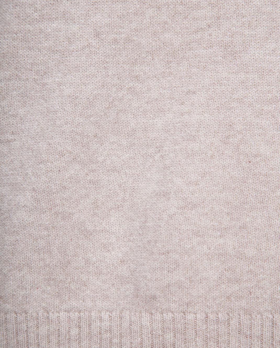Allude Бежевый джемпер 18017001 изображение 5