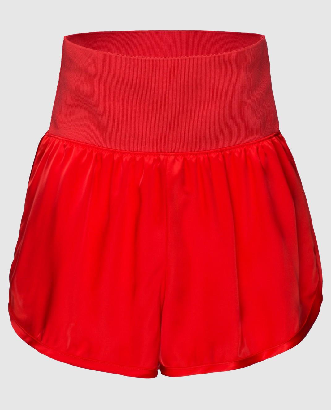 Sonia Rykiel Красные шорты 15402306