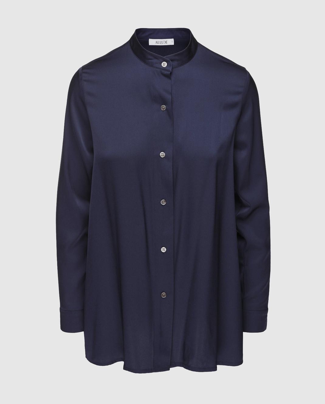 Allude Синяя блуза 18283003