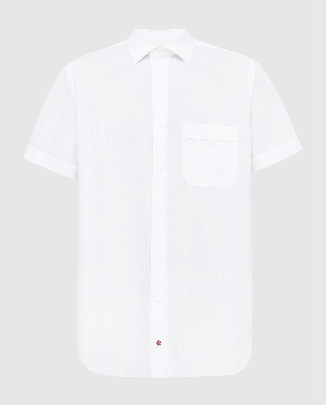 Carrel Белая рубашка изображение 1