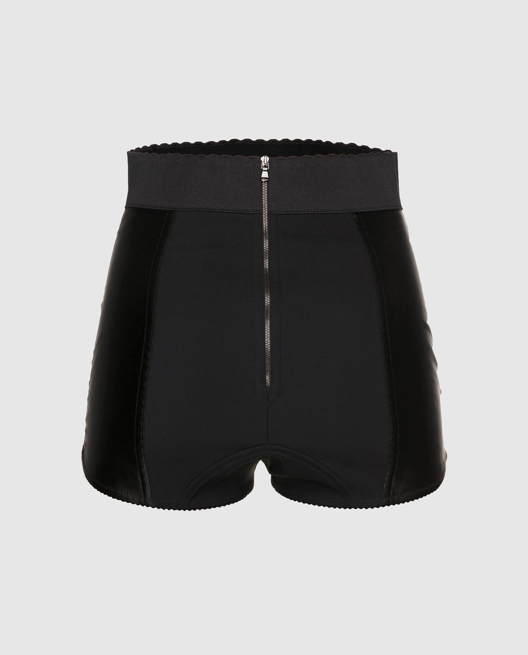 Dolce&Gabbana Черные трусики FTAG1TGDC48 изображение 2
