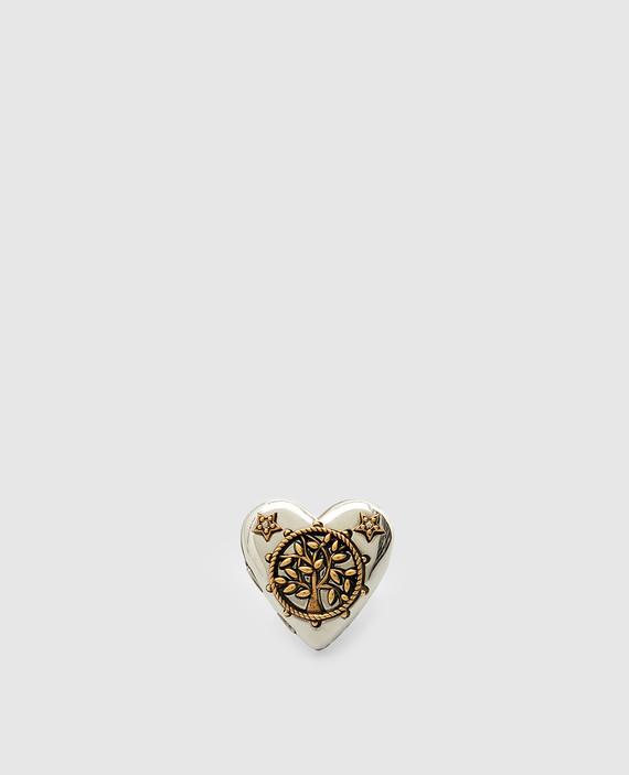 Серебристый перстень