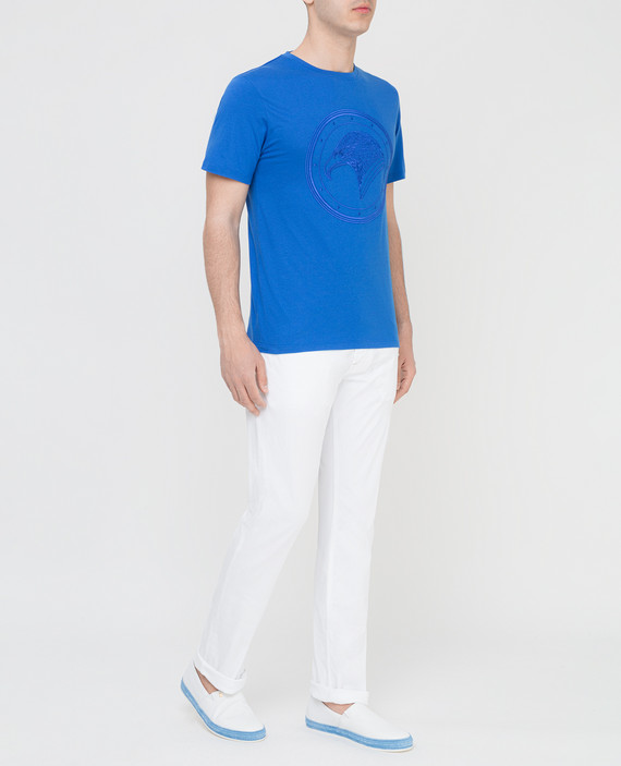 Белые джинсы hover