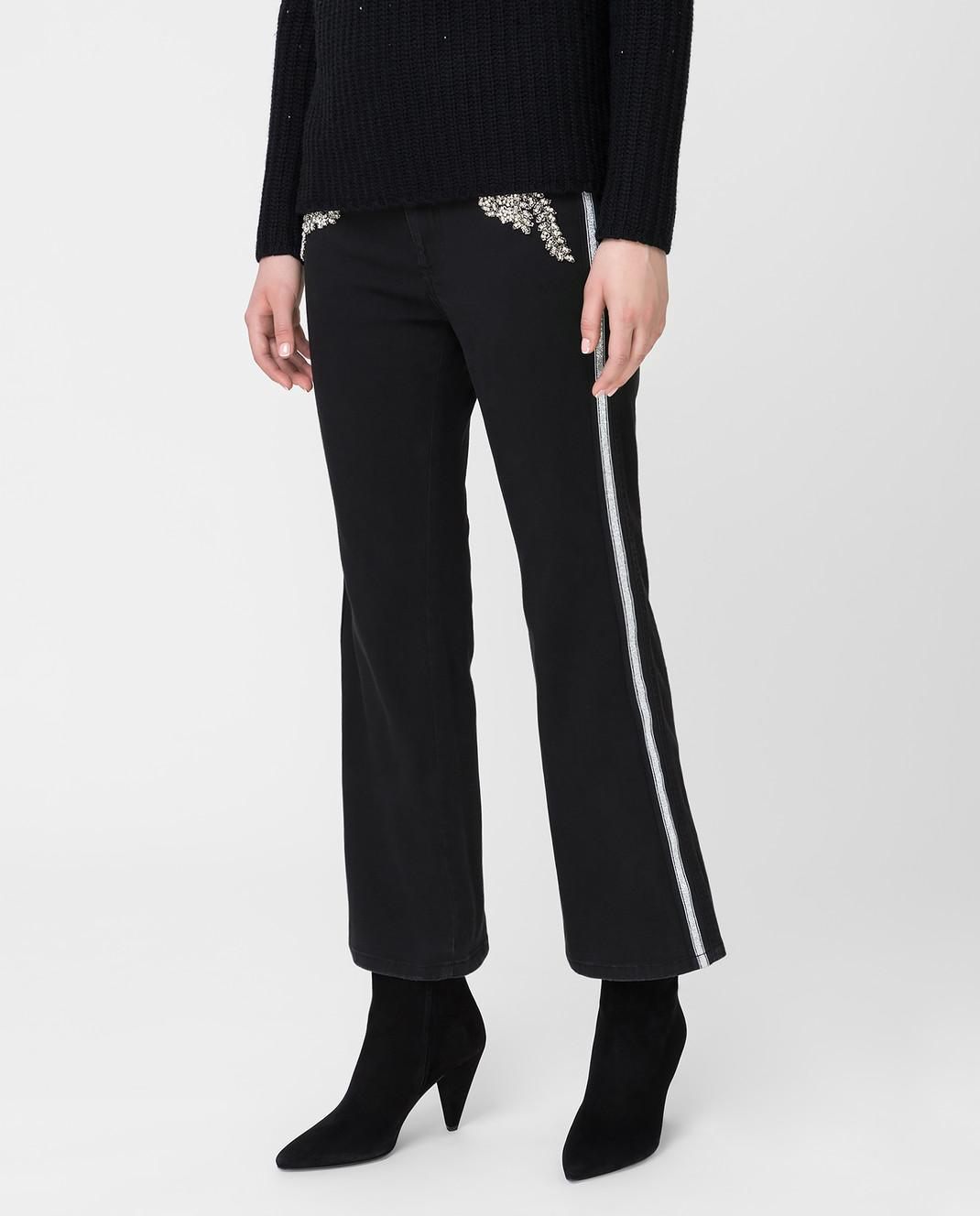 Ermanno Черные джинсы JL10 изображение 3