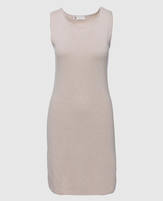Платье из кашемира