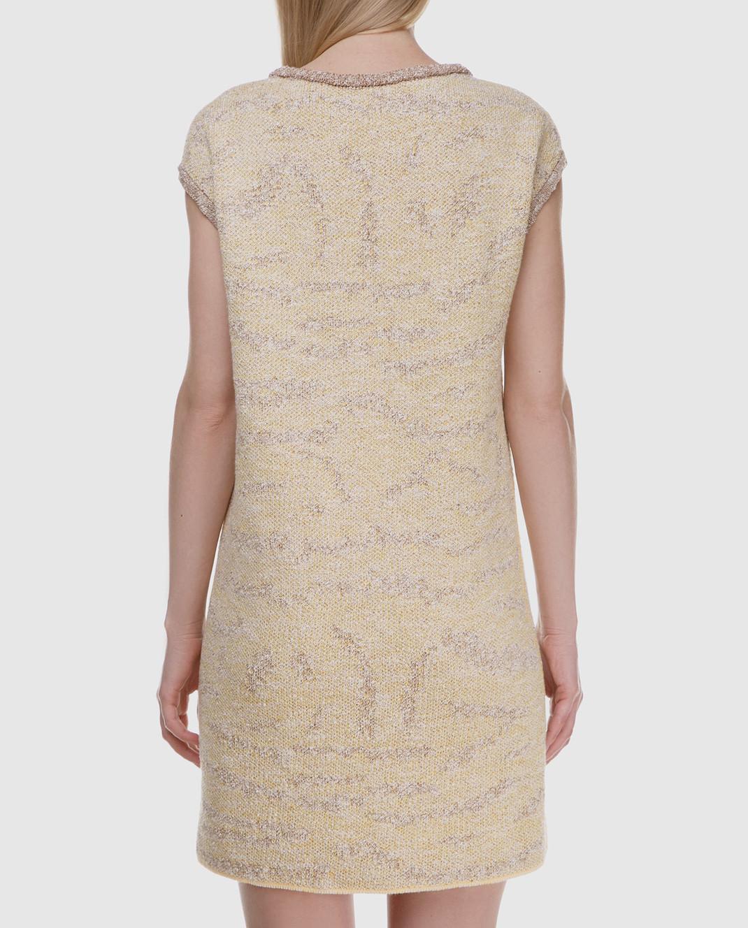 Maison Ullens Двустороннее платье DRE070 изображение 7