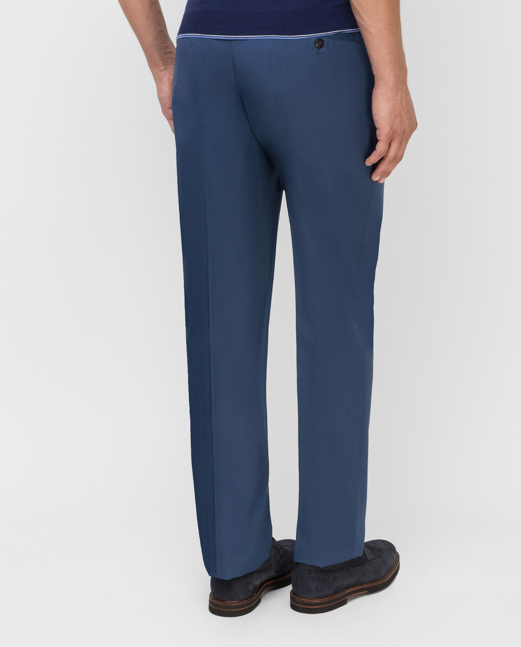 Castello d'Oro Синие брюки изображение 4
