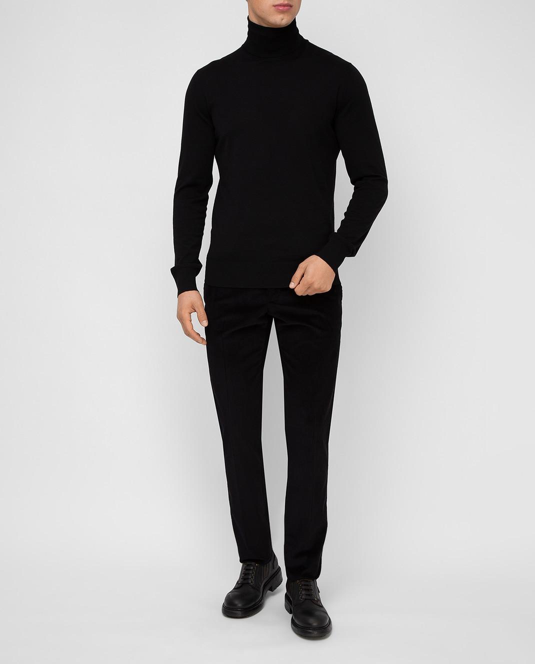 Dolce&Gabbana Черные брюки изображение 2
