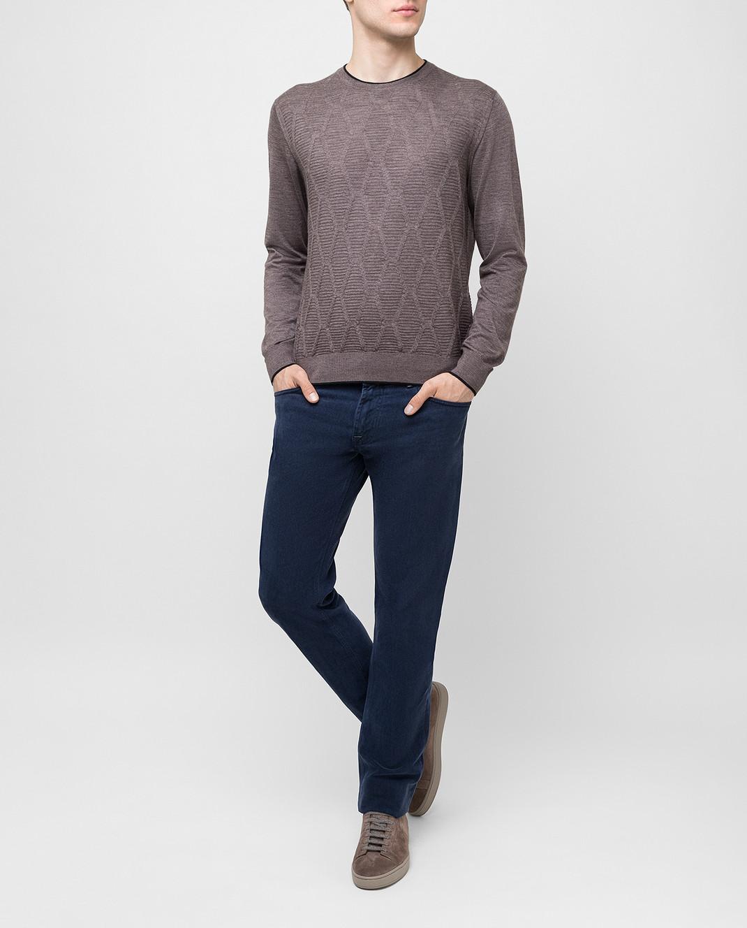 Stefano Ricci Синие джинсы изображение 2