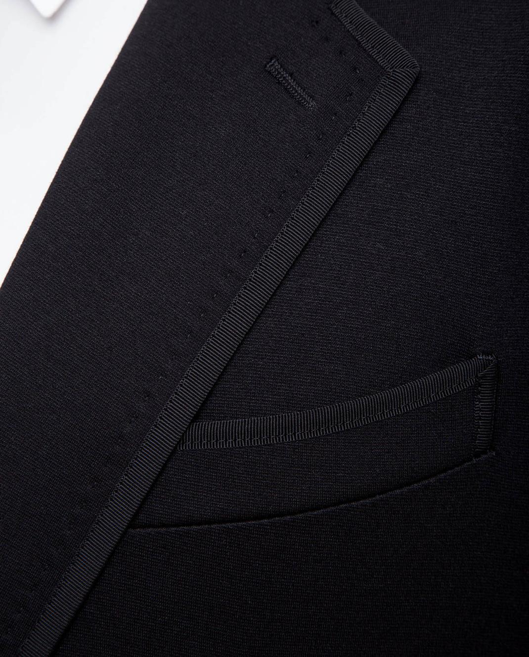 Dolce&Gabbana Черный пиджак G2MR5TFUGI2 изображение 5