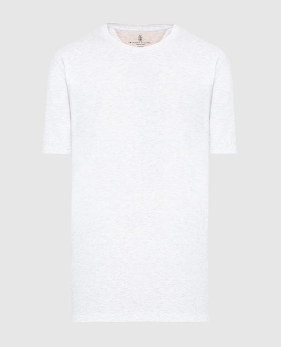 Светло-серая футболка