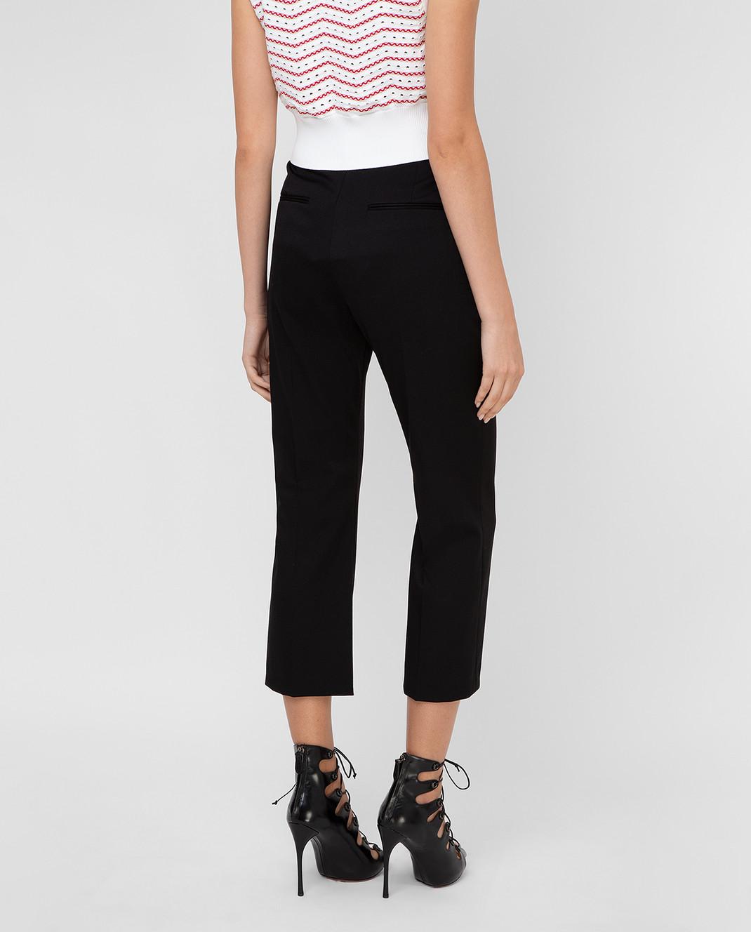 Altuzarra Черные брюки из шерсти изображение 4