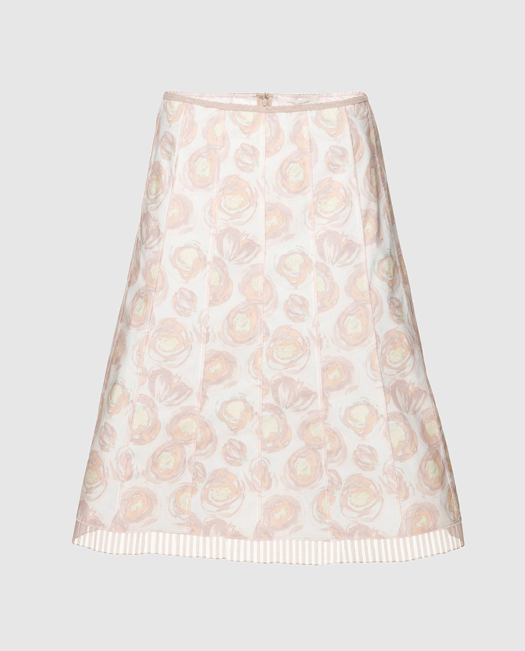 Marc Jacobs Светло-бежевая юбка M4007208