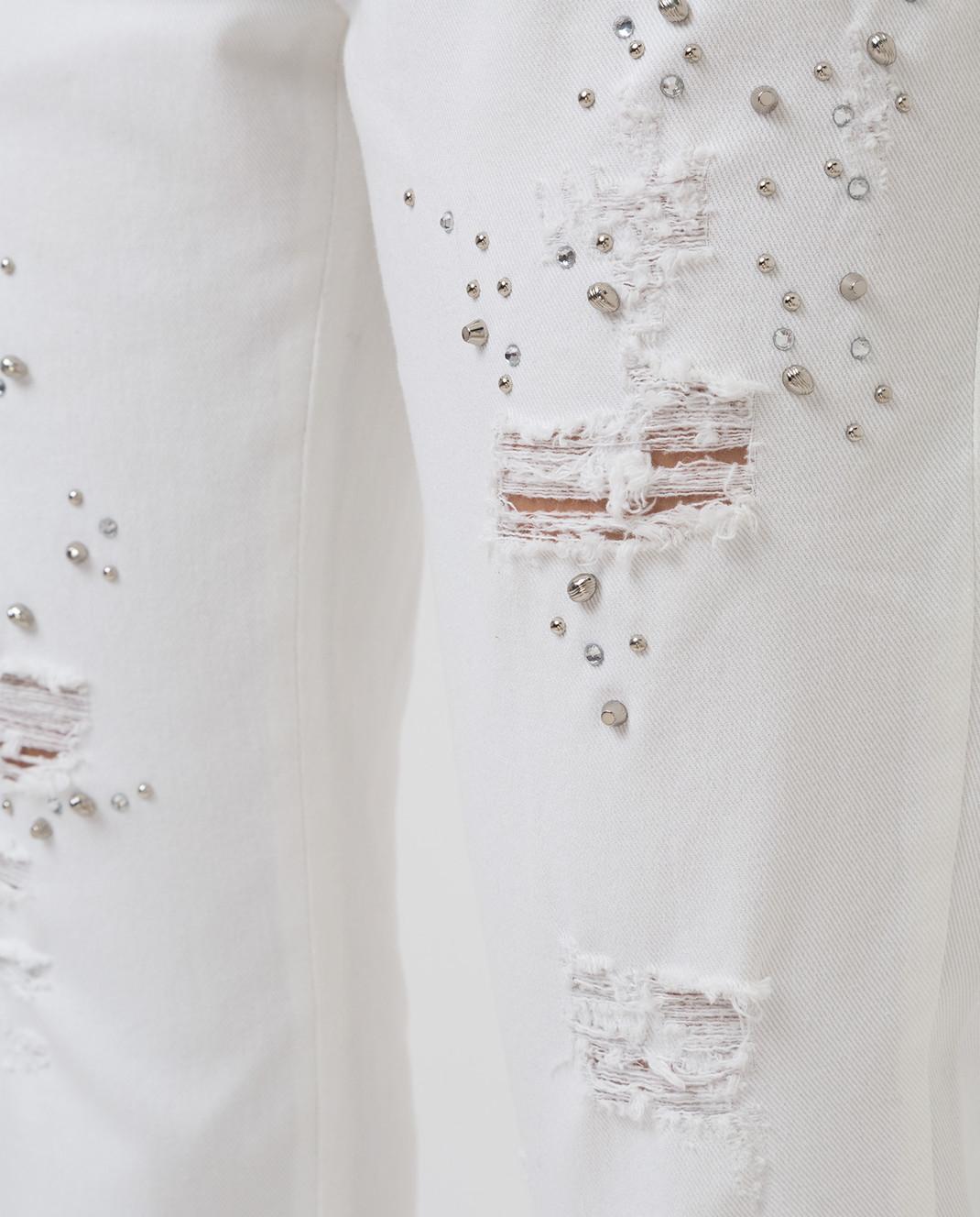 Blugirl Белые джинсы 1502 изображение 5