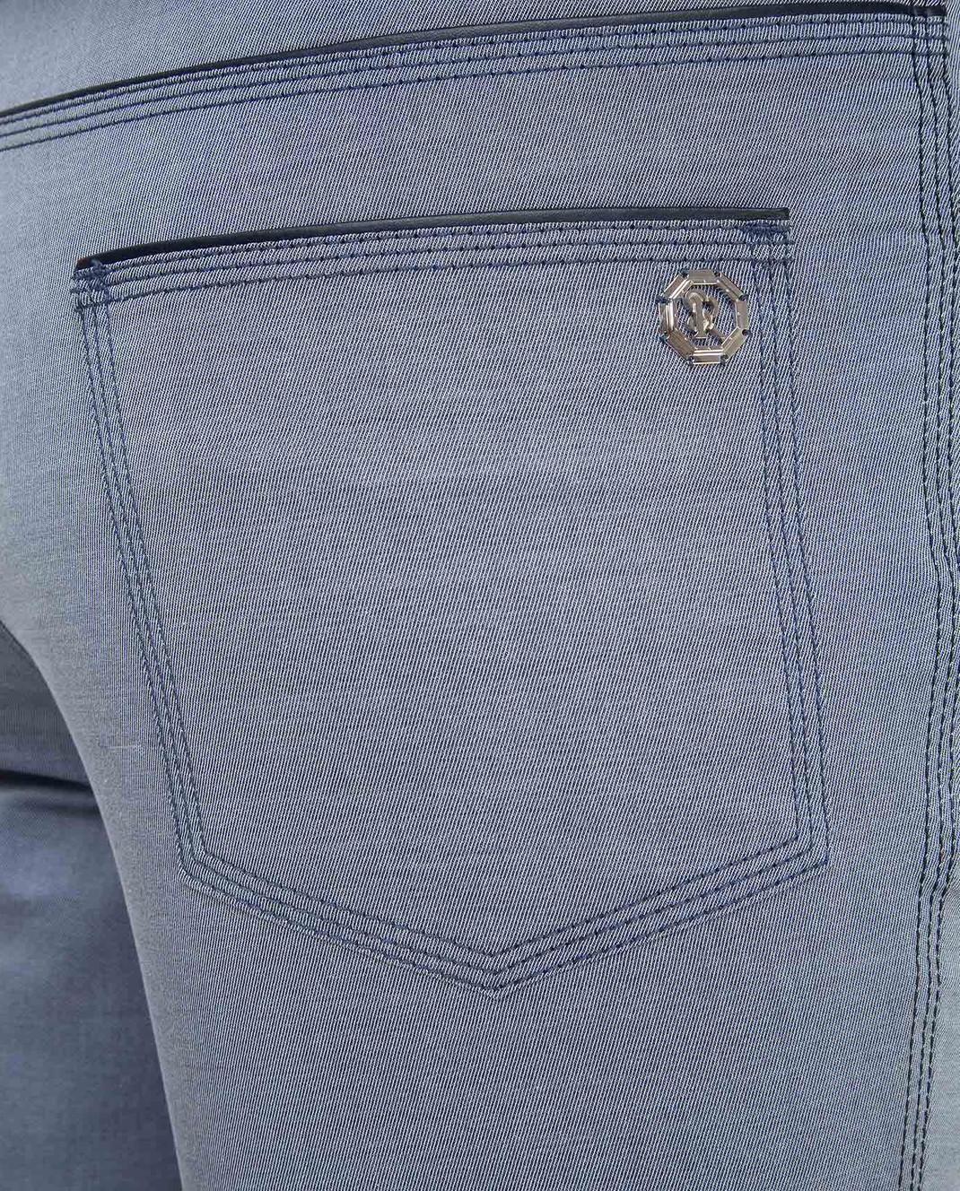 Stefano Ricci Голубые брюки MBT8100020 изображение 5