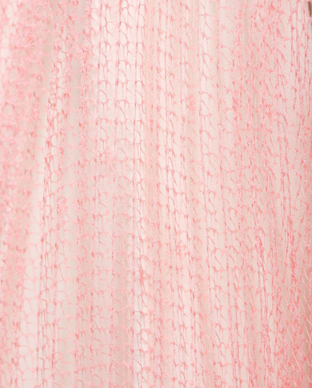 Philosophy di Lorenzo Serafini Розовая юбка V0126 изображение 5
