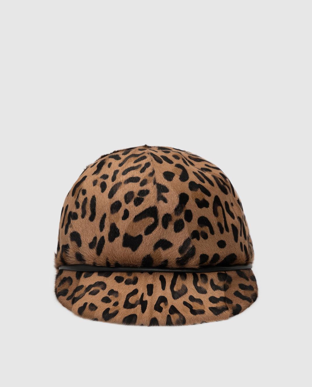 Simonetta Ravizza Бежевая шляпа изображение 1