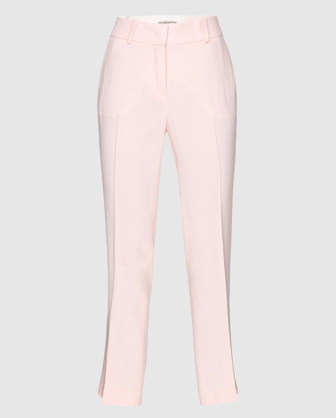 Ermanno Scervino Розовые брюки D326P301LHU