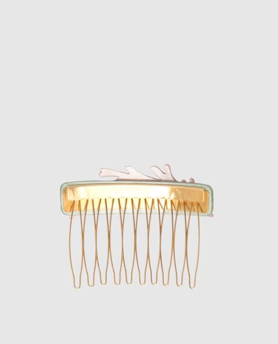 Гребень для волос с кристаллами Swarovski hover