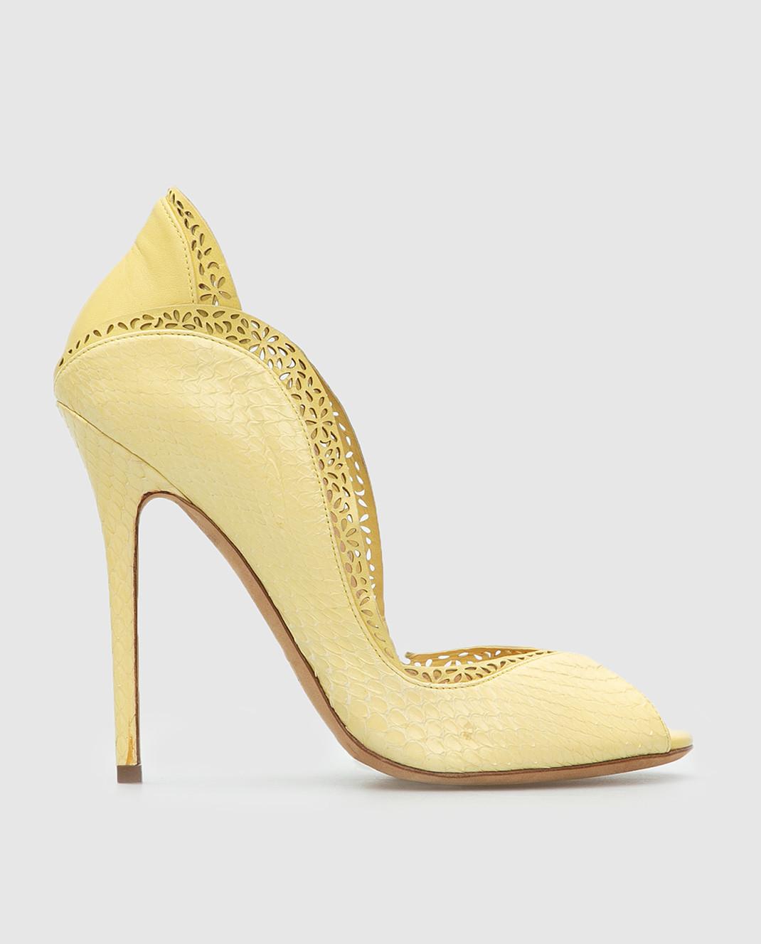 Cerasella Желтые туфли DANAEELAPHE4242