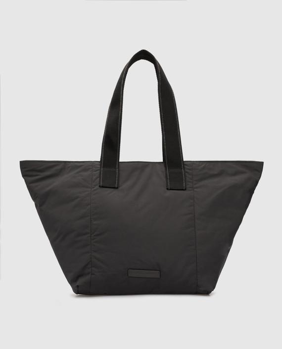 Темно-серая сумка