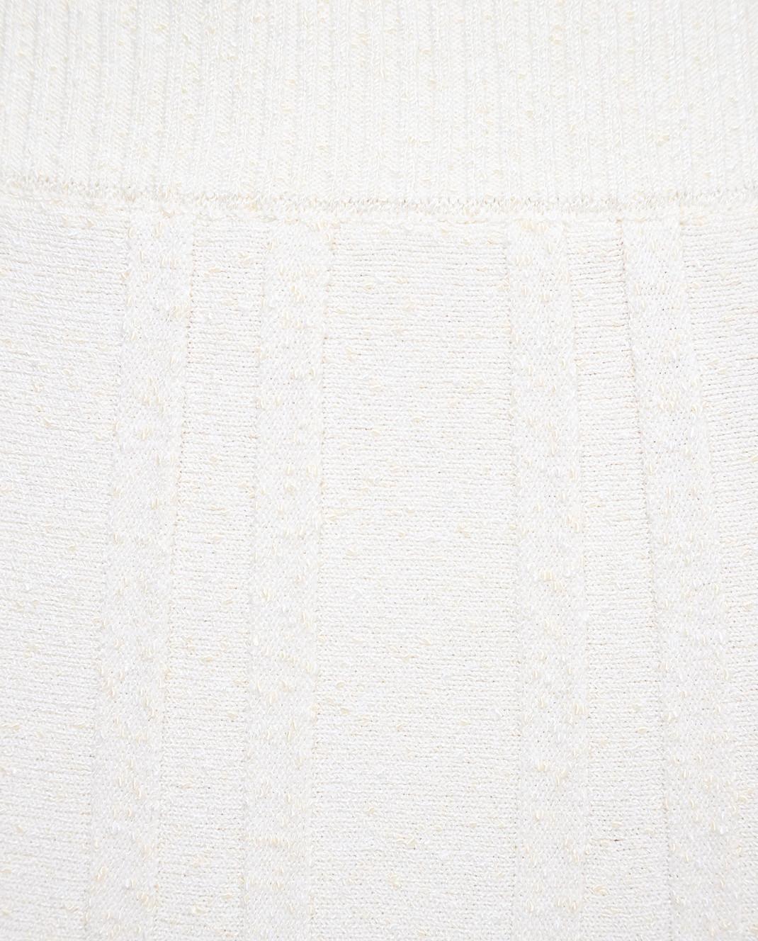 Altuzarra Светло-бежевая юбка 119814920 изображение 5
