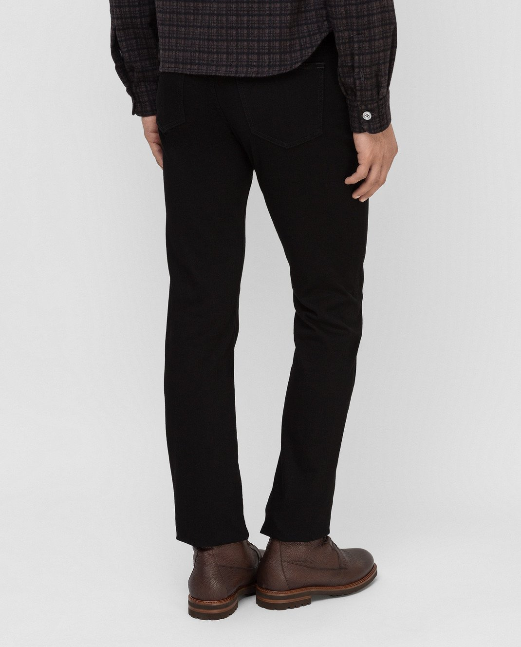 Stefano Ricci Черные джинсы изображение 4
