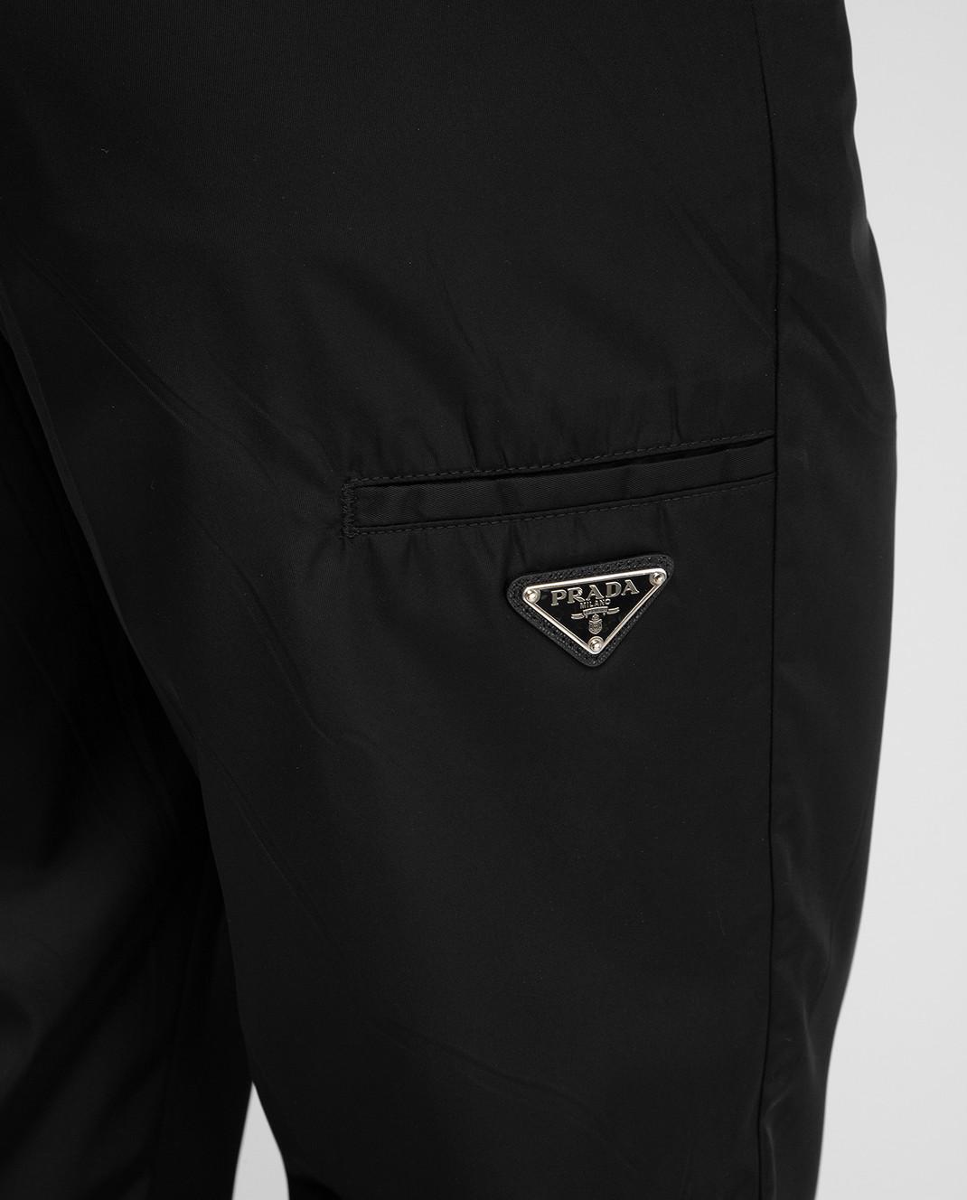 Prada Sport Черные брюки SPG30I18 изображение 5