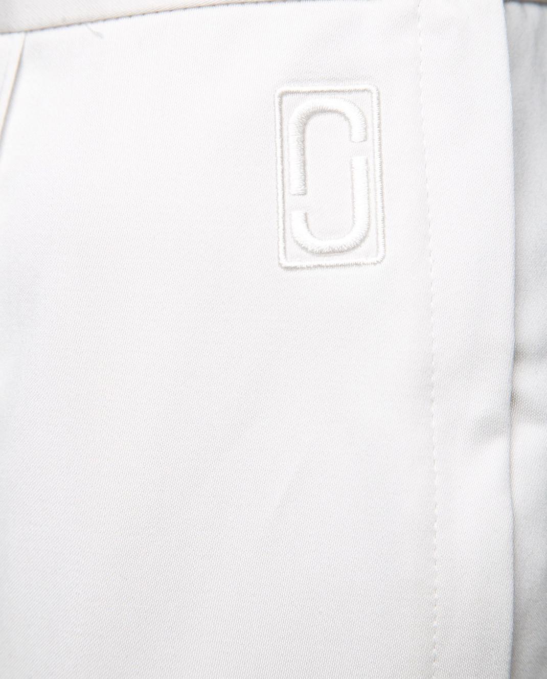 Marc Jacobs Белые брюки M4007166 изображение 5