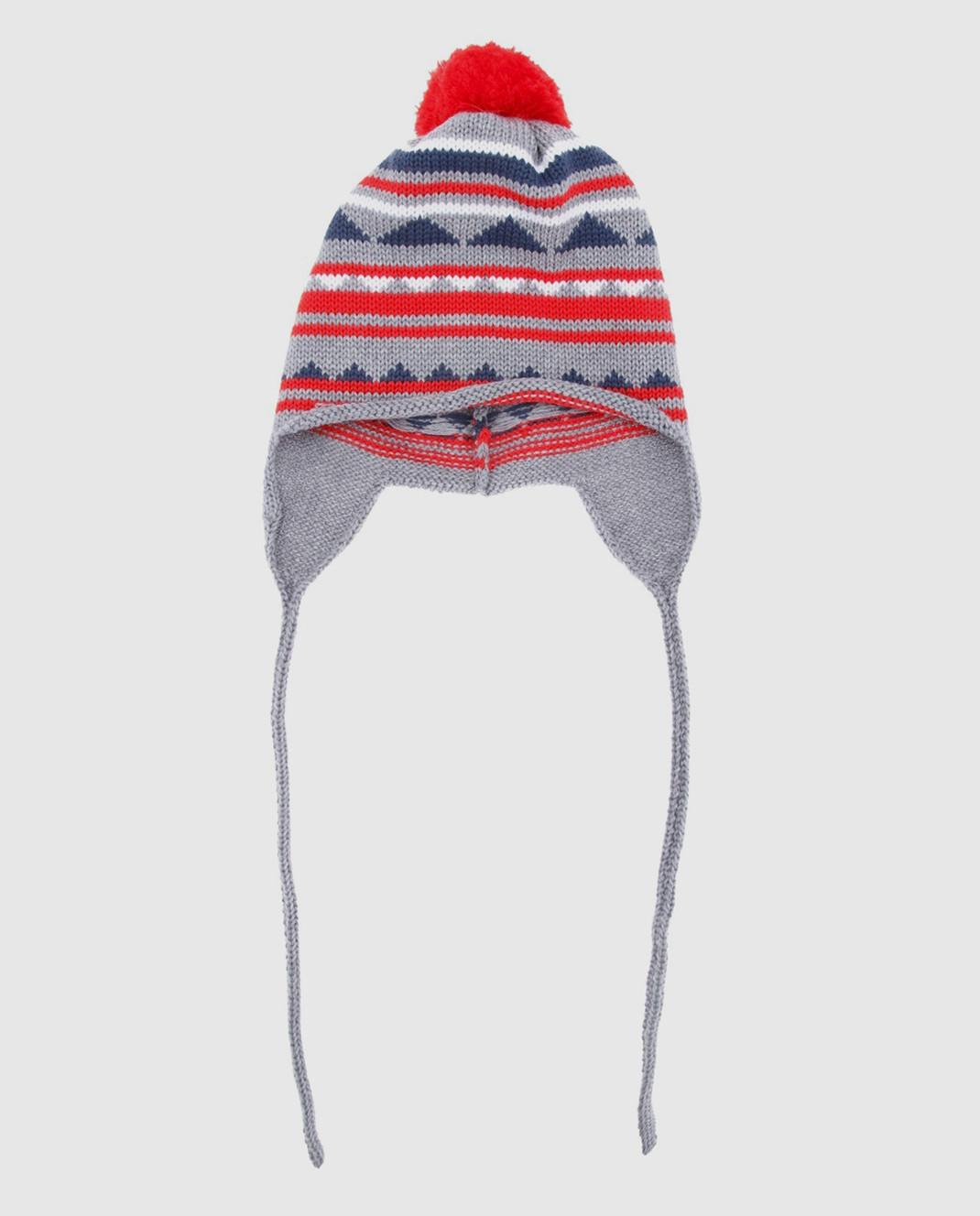 Catya Детская серая шапка изображение 1