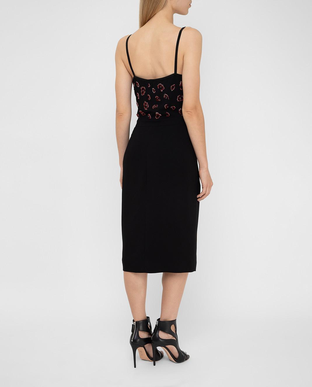 Altuzarra Черное платье изображение 4