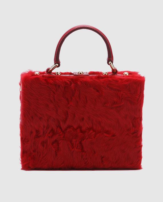 Красная сумка hover