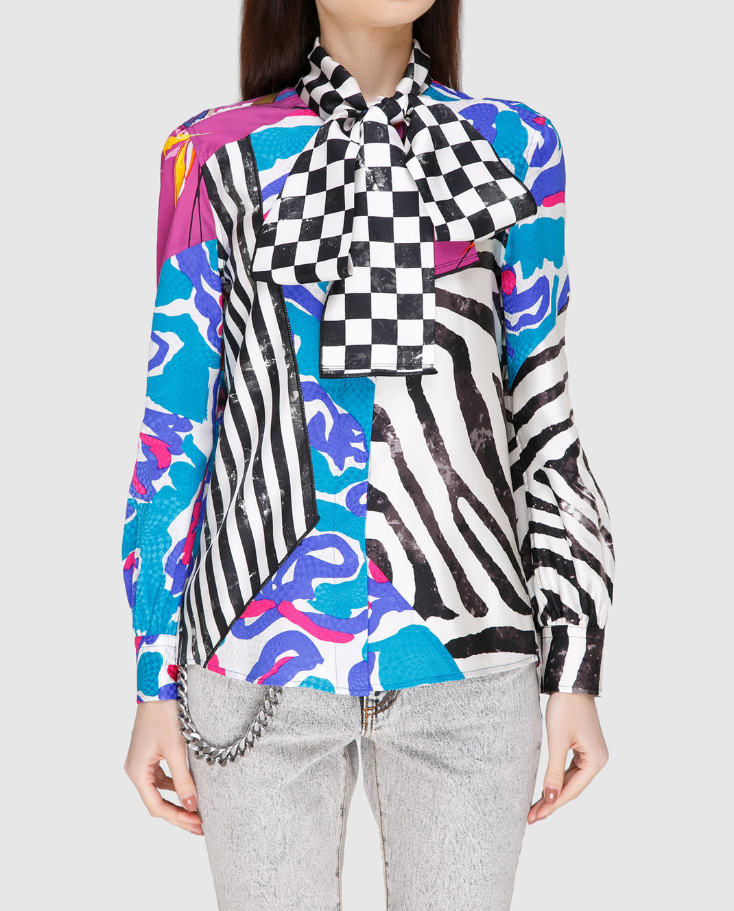 Marc Jacobs Блуза из шелка W51650646 изображение 2