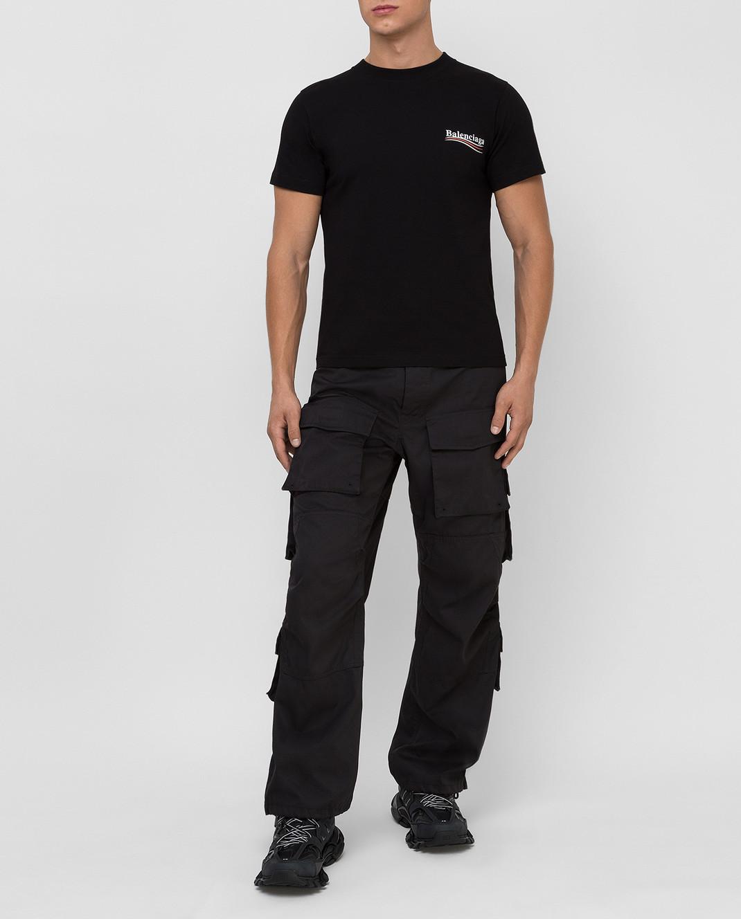 Balenciaga Черные брюки изображение 2