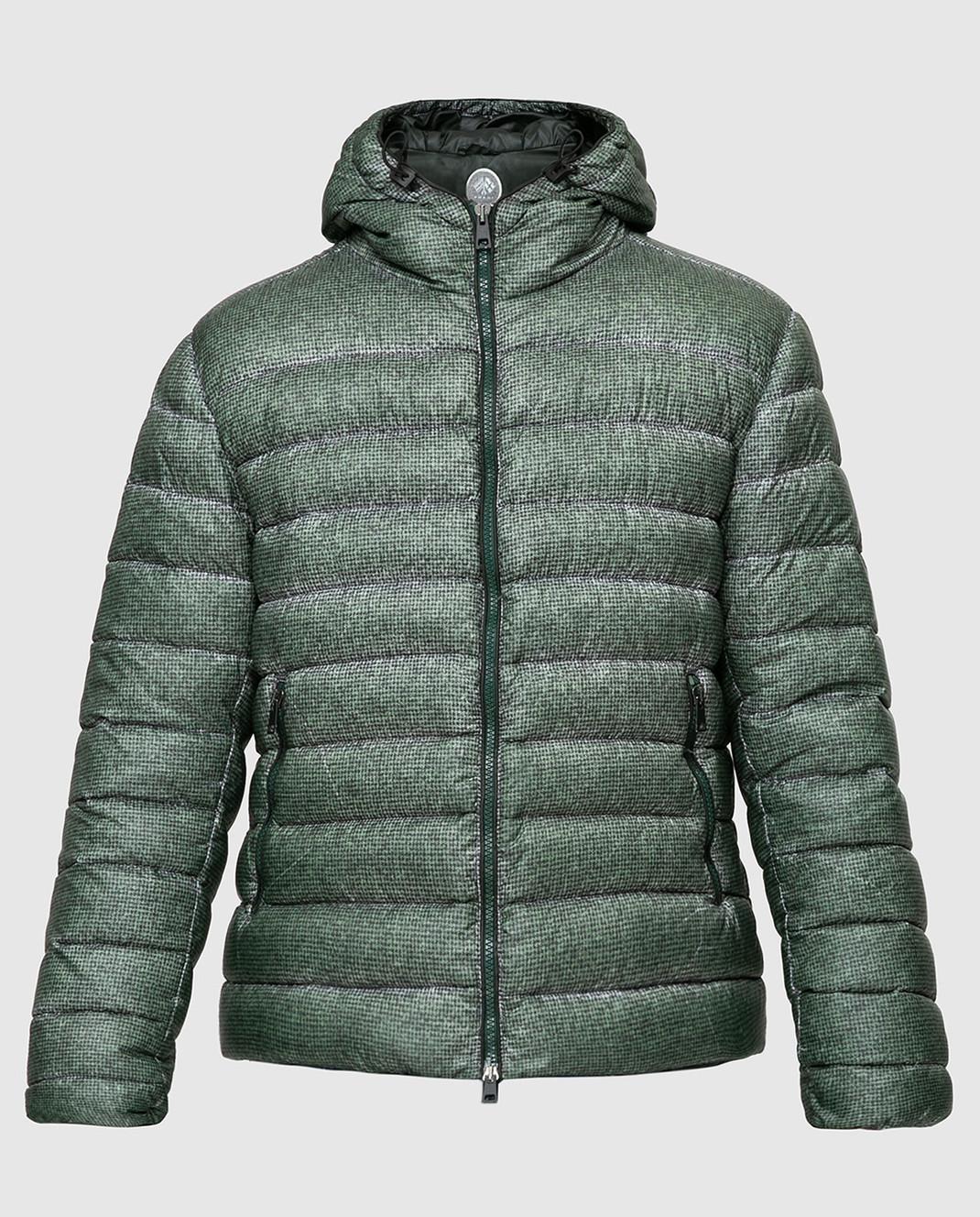 Fradi Зелёная куртка 192LENOX5402