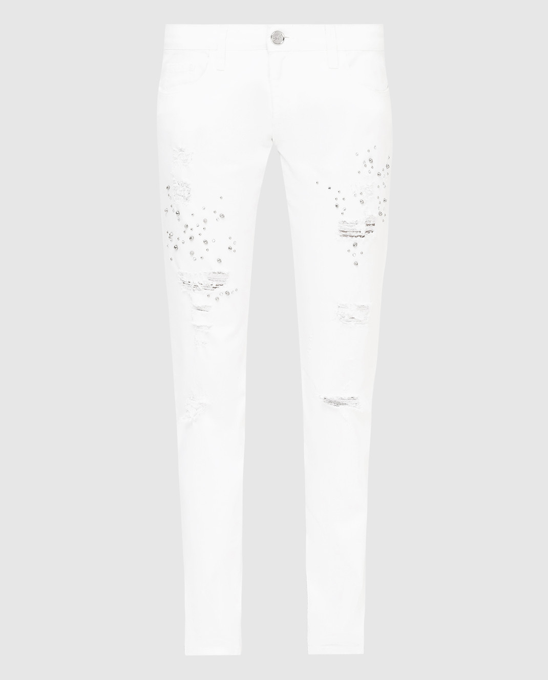 Blugirl Белые джинсы 1502