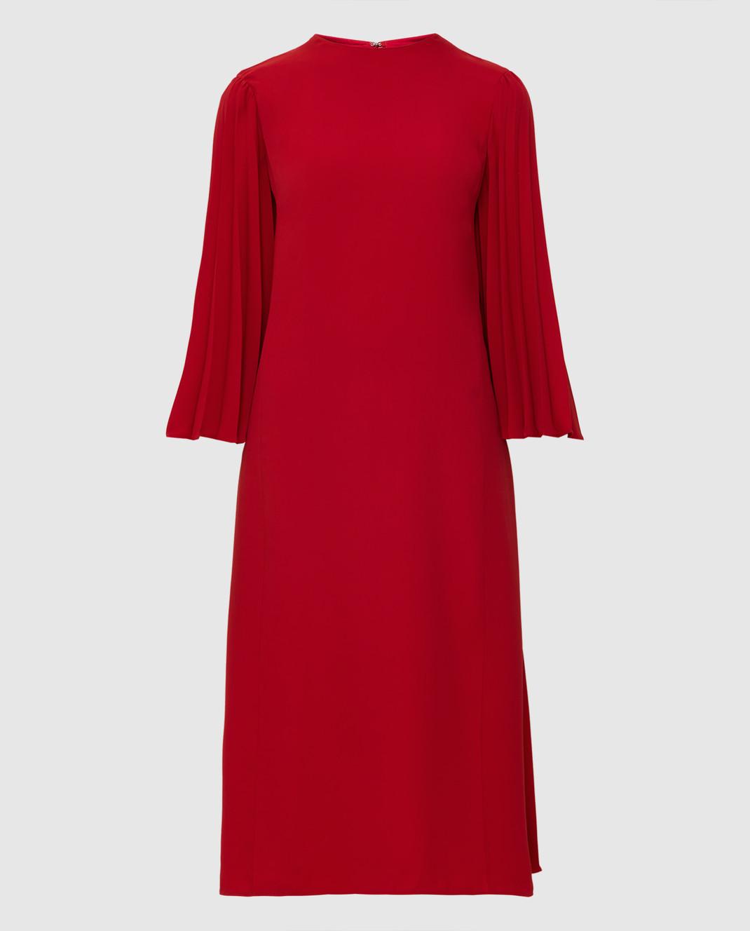 Valentino Красное платье SB3VAN104NK