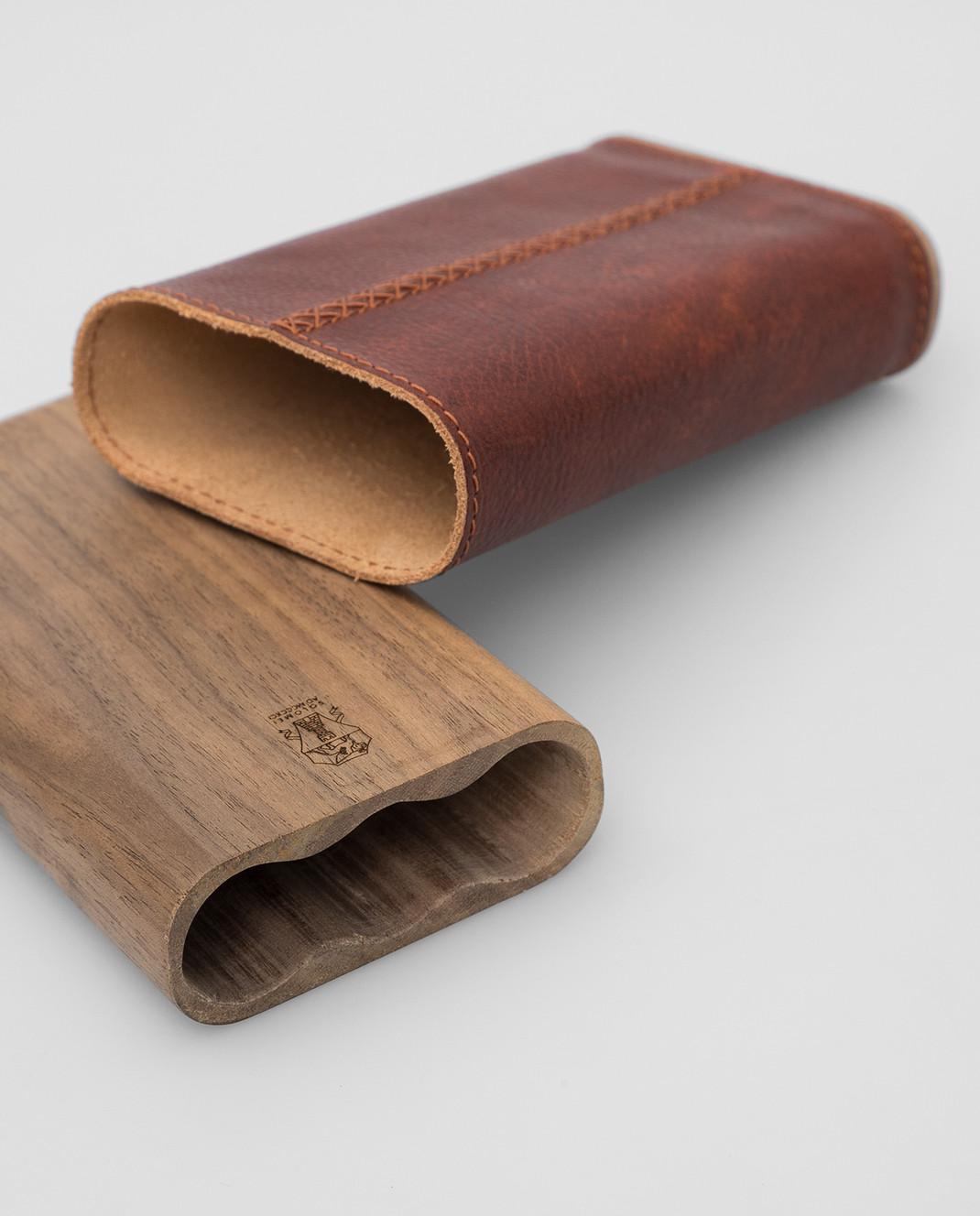 Brunello Cucinelli Тубус для сигар изображение 3