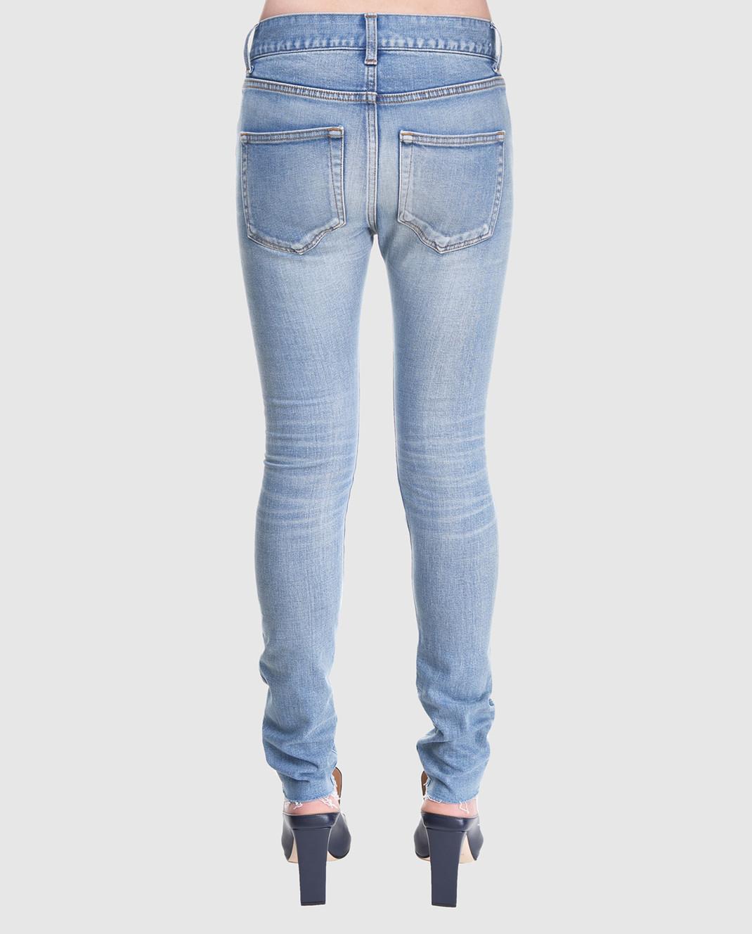Balenciaga Голубые джинсы изображение 4